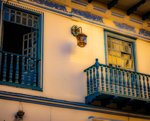 Cuenca Ecuador El Centro 17