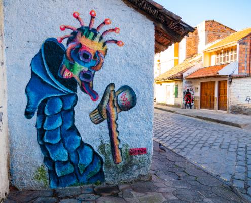 Cuenca Ecuador El Centro 3