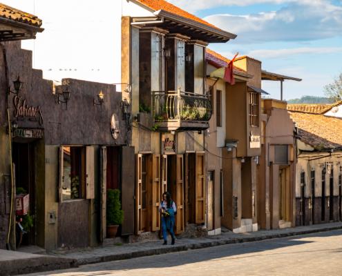 Cuenca Ecuador El Centro 5
