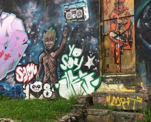 Cuenca Ecuador Street Art 6