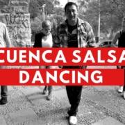 Cuenca Ecuador Salsa Dancing