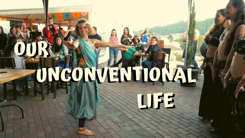 Our Unconventional Life in Cuenca Ecuador