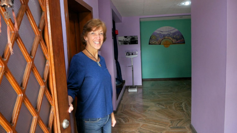 Massage Cuenca Ecuador Jerri