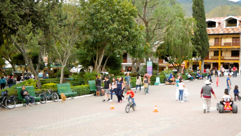 Vilcabamba Ecuador El Centro