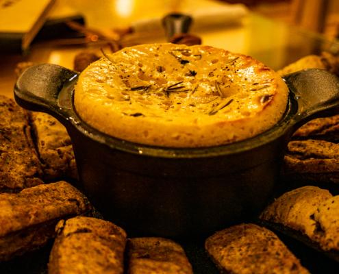 Vilcabamba Ecuador Micos 2 Cheese Dip