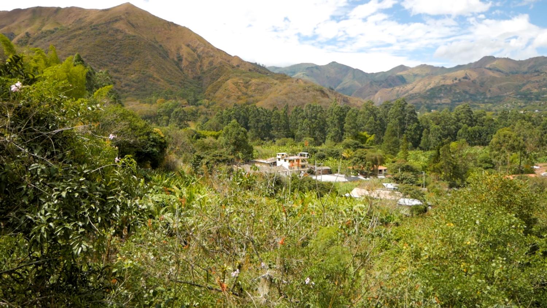 Vilcabamba Ecuador Natural Beauty Valley