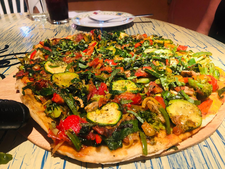 Vilcabamba Ecuador Urku Warmy Pizza
