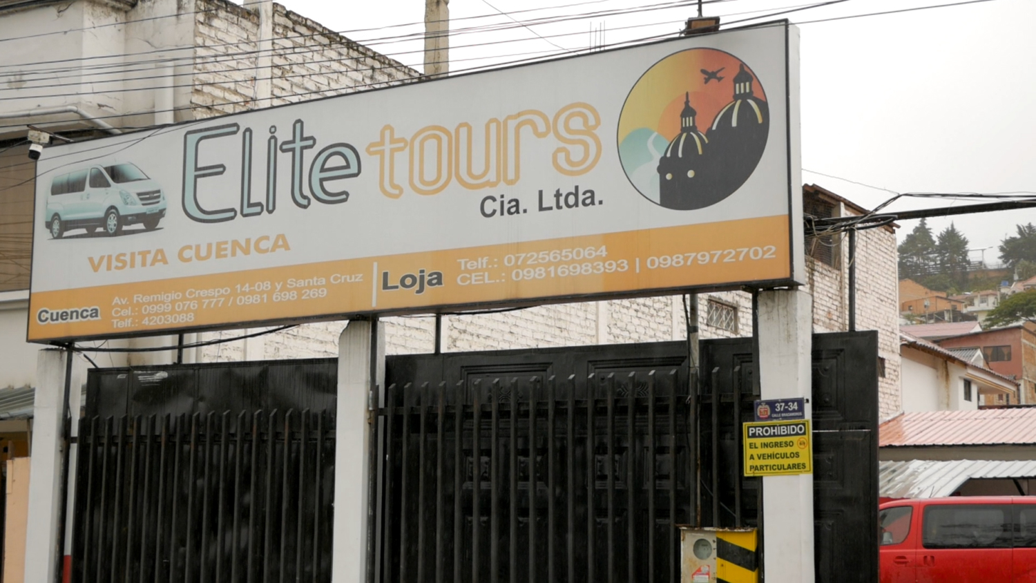 Vilcabamba to Cuenca Transportation Elite Tours Loja