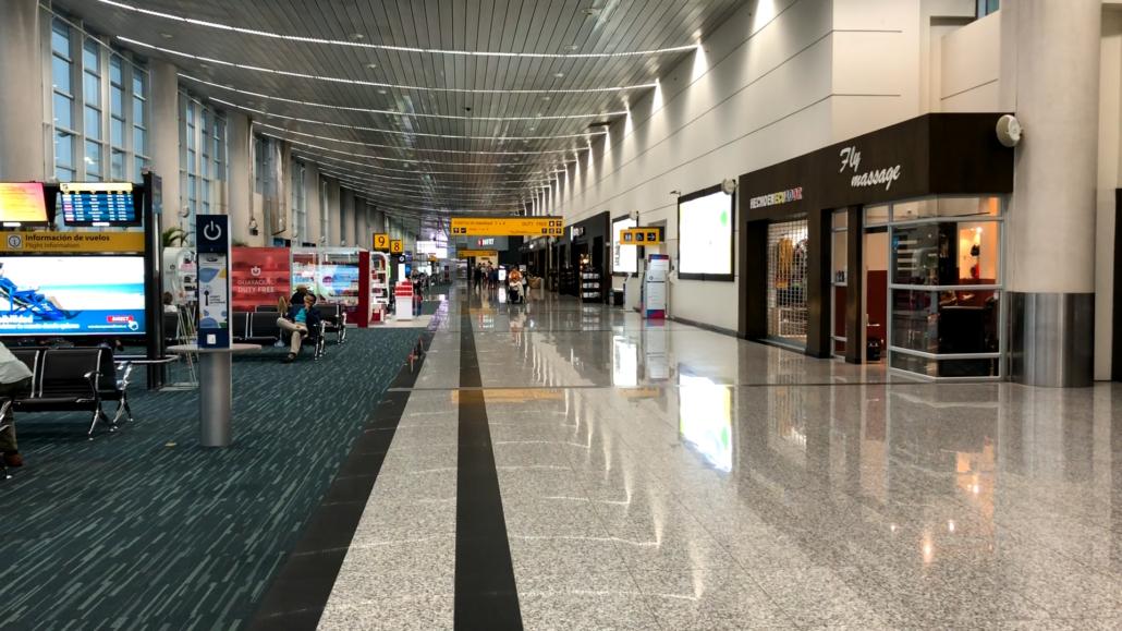 Guayaquil Airport Terminal