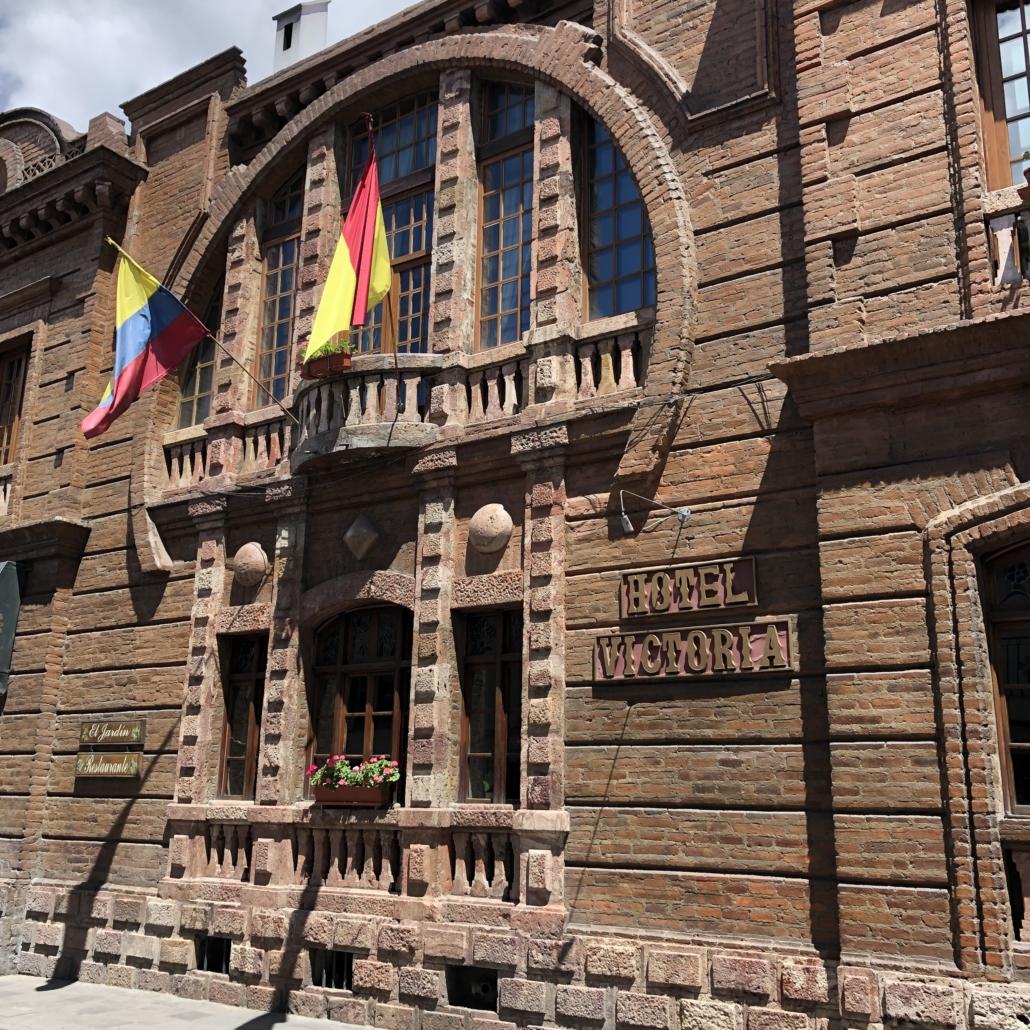 Hotel Victoria Cuenca