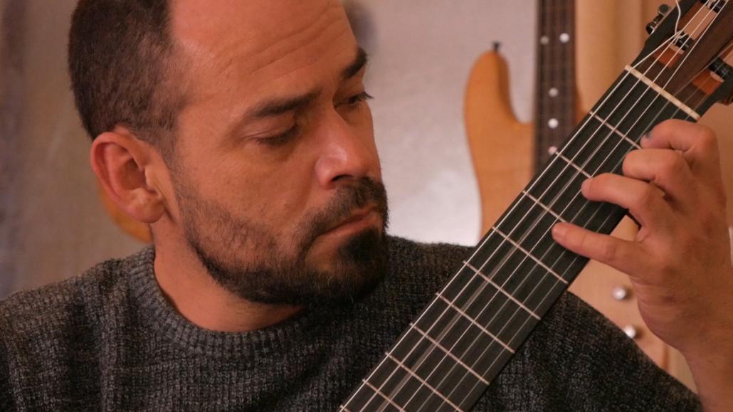 Dario Torres Guitar