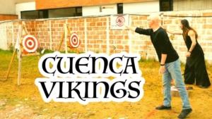 Cuenca Ecuador Axe Throwing
