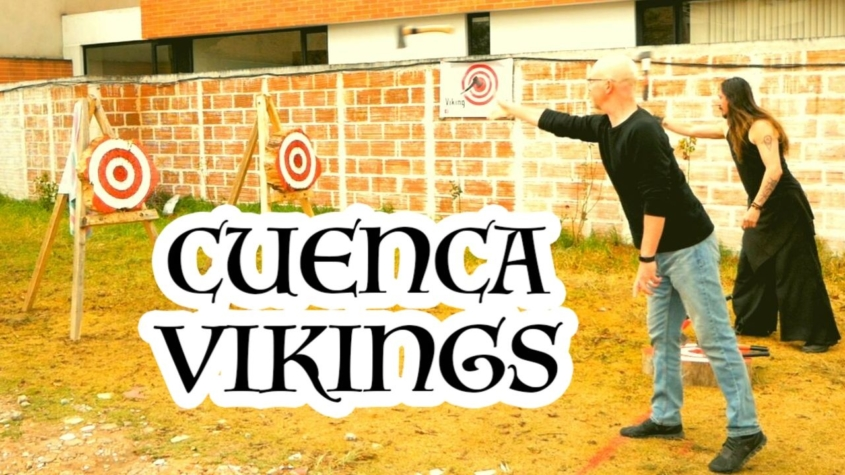 Cuenca Ecuador Axe Throwing