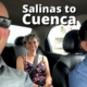 Getting from Salinas to Cuenca Ecuador