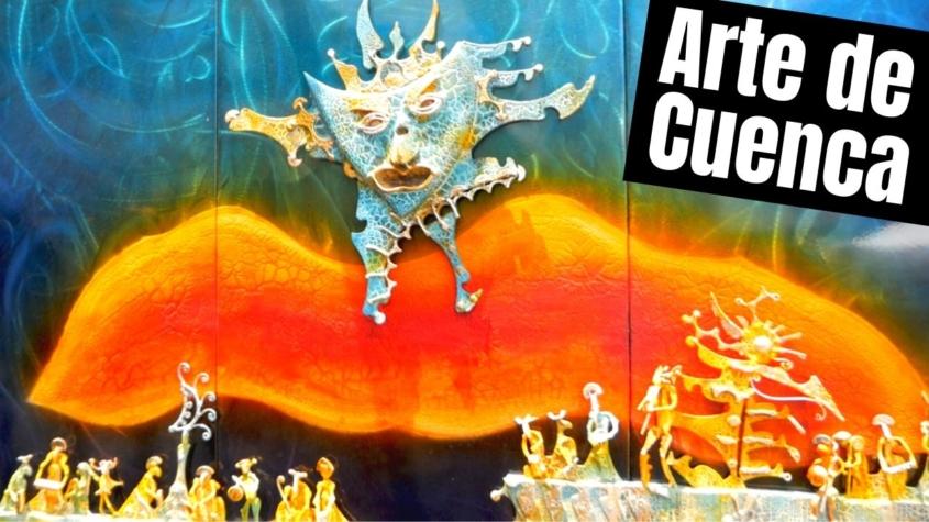 Miguel Illescas Art Gallery Cuenca Ecuador
