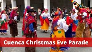 Pase del Nino Viajero Cuenca Ecuador 2019