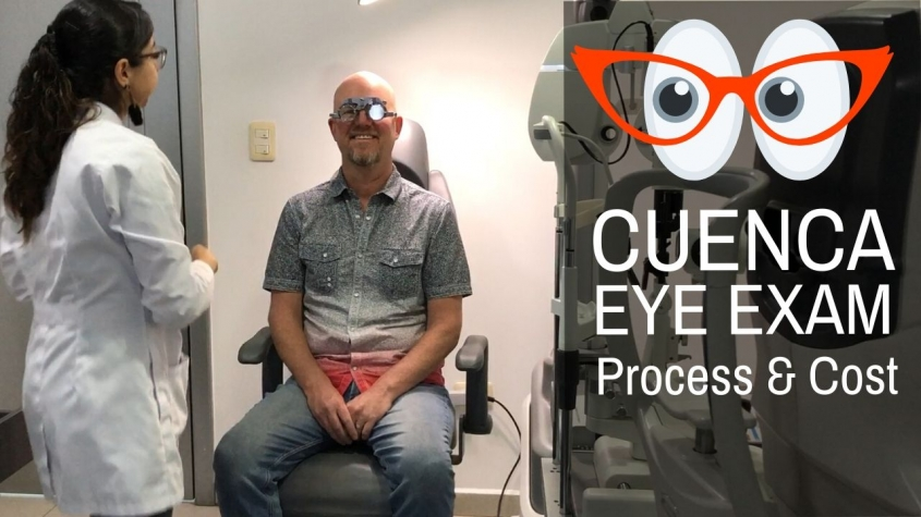 Eye Exam & Glasses at SOi Opticas - Cuenca Ecuador