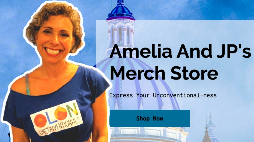 Amelia And JP Merch Store