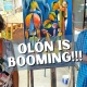 Olón is BOOMING!