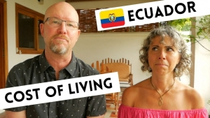Ecuador Cost of Living for Two American Expats