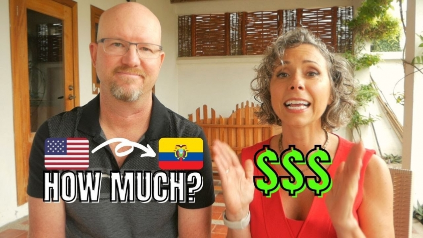 The REAL Cost of MOVING to ECUADOR